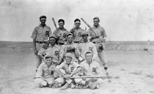 Studley, Kansas baseball team - Page