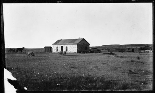 John Fenton Pratt home near Studley, Kansas, 1889 - Page
