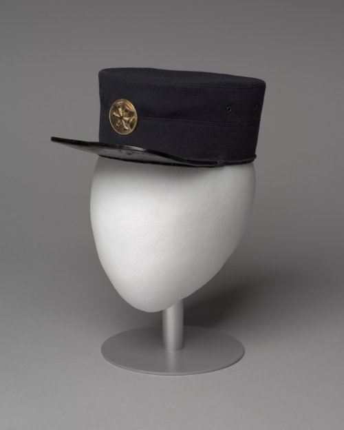Fireman's cap - Page