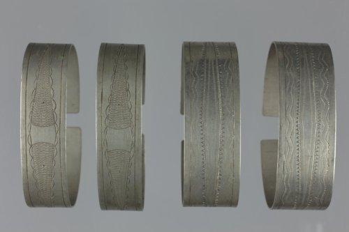 Silver Bracelets - Page