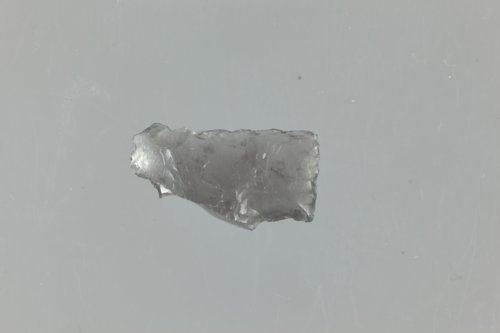 Obsidian Flake from the Bozone Blowout #1 Site, 14SV403 - Page