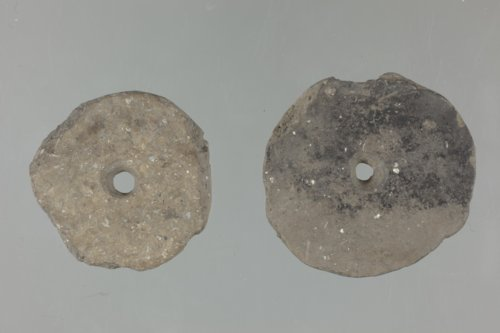 Flywheels or Spindle Whorls from the Leary Site, 25RH1 - Page
