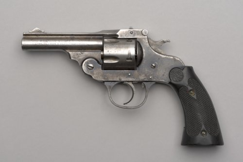 Center-fire police revolver - Page