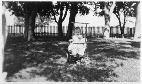 Child, John Fenton Pratt home, Studley, Sheridan County, Kansas - Page