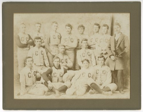 Cooper Memorial College football team in Sterling, Kansas - Page
