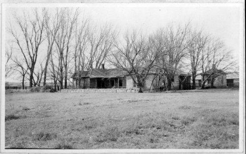 John Fenton Pratt home, Studley, Sheridan County, Kansas - Page