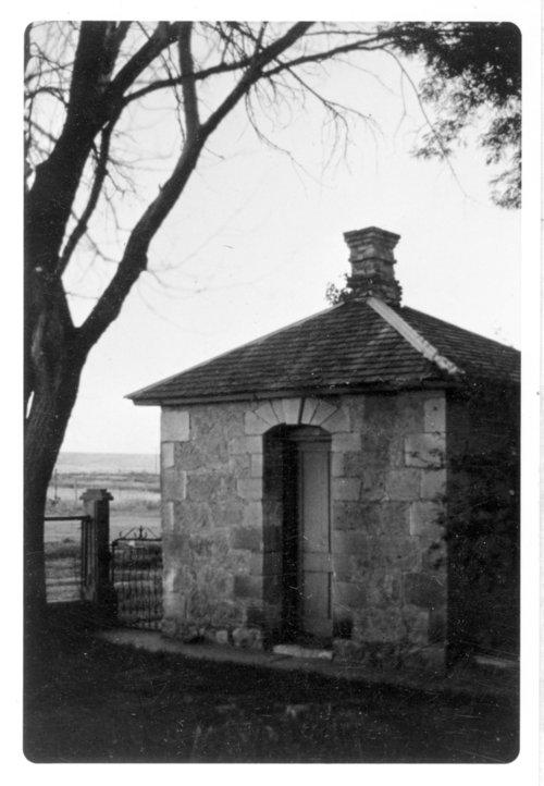 Wash house, John Fenton Pratt home, Studley, Sheridan County, Kansas - Page