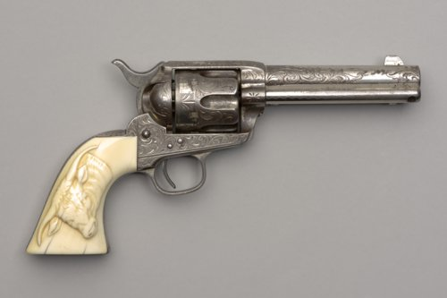 Center-fire revolver - Page