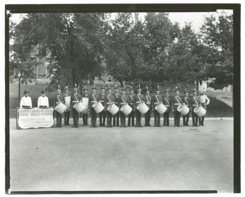 Beatrice American Legion Drum and Bugle Corps in Marysville, Kansas - Page