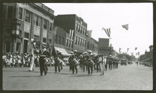 Auburn Drum Corps in Marysville, Kansas - Page