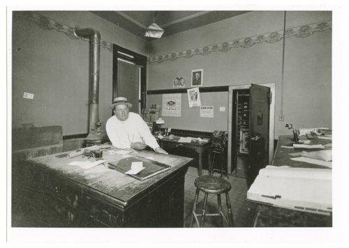 A.R. Simpson, Greeley County, Kansas treasurer - Page