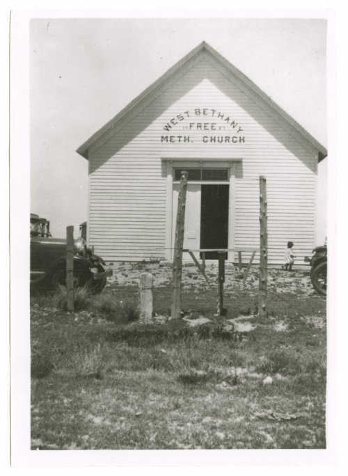West Bethany Free Methodist Church, Greeley County, Kansas - Page