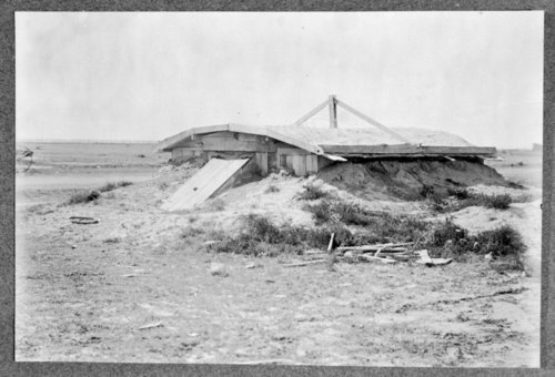 Dugout, Greeley County, Kansas - Page
