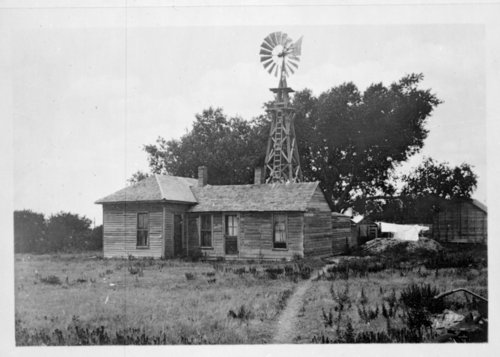 T.P. Tucker ranch house, Greeley County, Kansas - Page