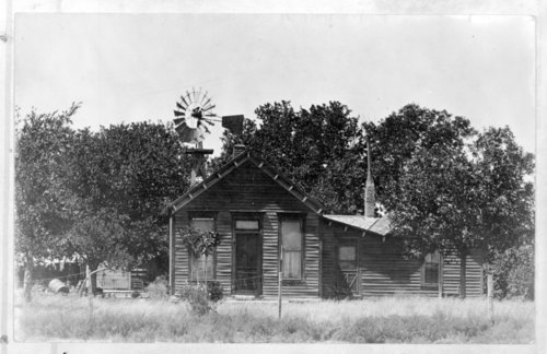 Zelma Young's residence, Greeley County, Kansas - Page