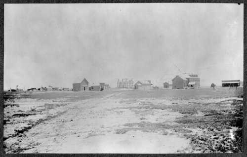 View of Tribune, Greeley County, Kansas - Page