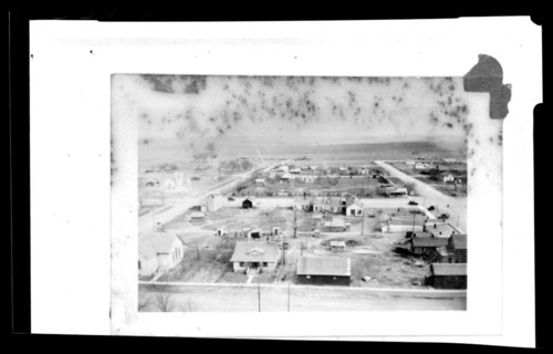 Birds-eye views of Tribune, Greeley County, Kansas - Page