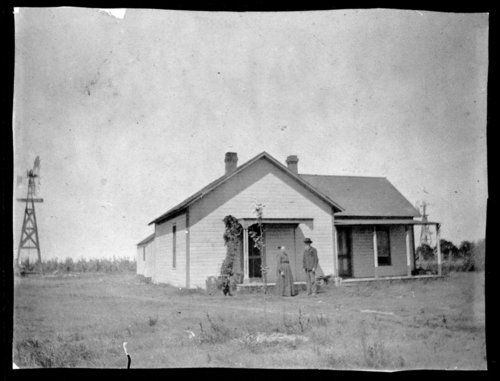 E.J. Everett home, Tribune, Greeley County, Kansas - Page