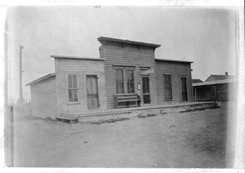 Post office building, Tribune, Greeley County, Kansas - Page