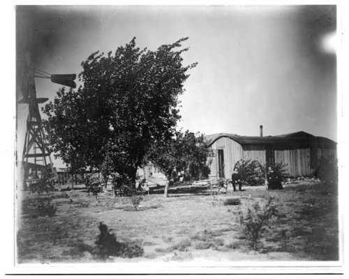 D.A. Tillon home, Greeley County, Kansas - Page