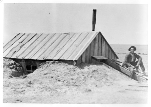 W.R. Waldren's dugout, Greeley County, Kansas - Page