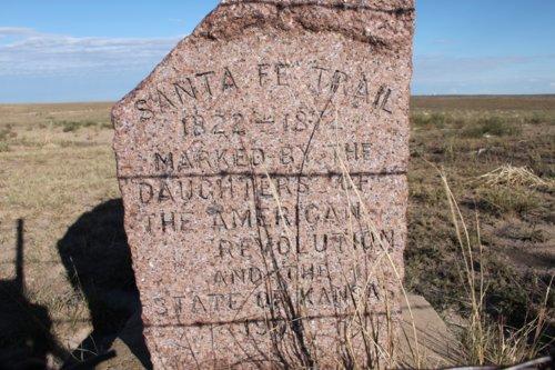 Santa Fe Trail - Cimarron National Grassland Segment 5 - Page
