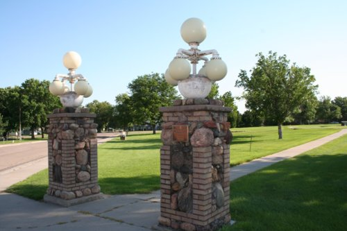 St. Francis City Park - Page