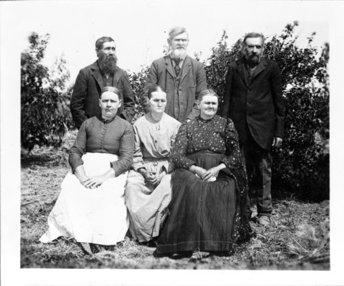 German immigrants, Ness County, Kansas - Page