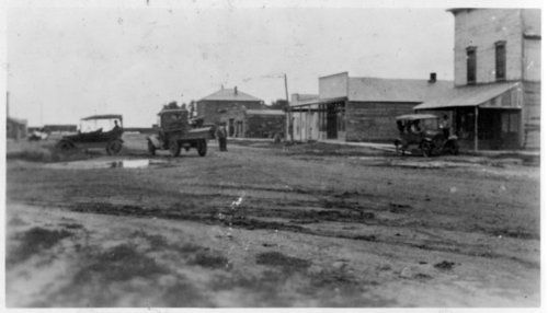 Main Street, Horace, Greeley County, Kansas - Page