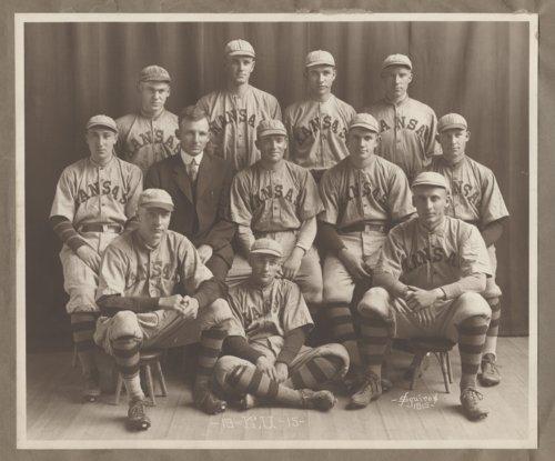 University of Kansas baseball team - Page