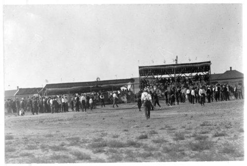 Fourth of July celebration, Tribune, Greeley County, Kansas - Page