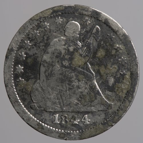 1844 Quarter from the Last Chance Store, 14MO367 - Page