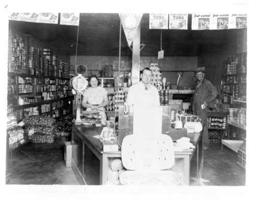 Kuttler's grocery store, Tribune, Greeley County, Kansas - Page