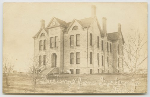 Greeley County, Kansas, courthouse - Page