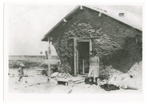 Sod houses, Greeley County, Kansas - Page
