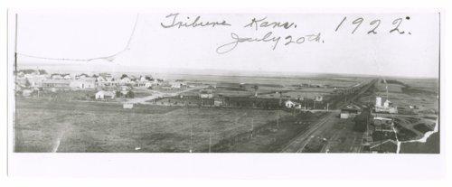 Panoramic views of Tribune, Greeley County, Kansas - Page