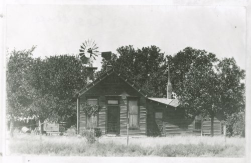 Van Noy home, Greeley County, Kansas - Page