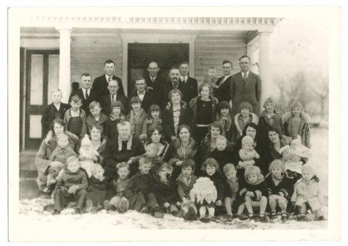 Andrew and Josephine (Melcher Dreier) Henry family - Page
