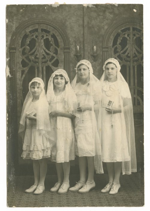 Mary Henry, Betty Henry, Eileen Henry, and Rita Henry - Page