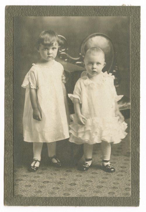 Rita Henry and Eileen Henry - Page