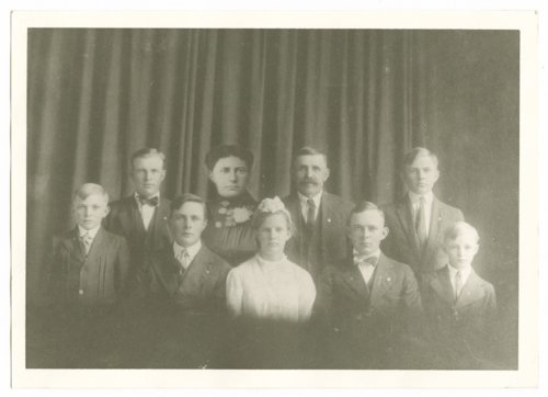 Andrew Henry family - Page