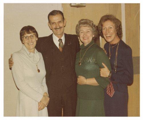 Margaret (Fienhage) Buessing, Wilfred Joseph Fienhage, Roberta (Fienhage) Oenbring, and Grace (Fienhage) Eastman - Page