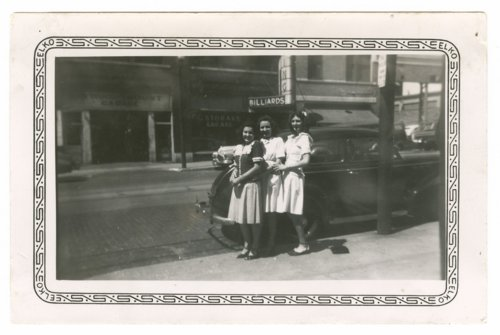 Rita Henry, Betty Henry, and Eileen Henry - Page