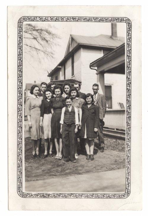 Grandchildren of Nicholas and Elizabeth Kelly - Page