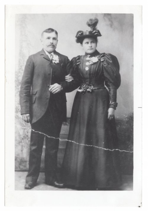 Andrew Henry and Mary Gudenkauf Zind Henry - Page