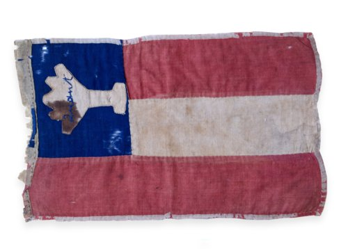 Quantrill's Flag - Page
