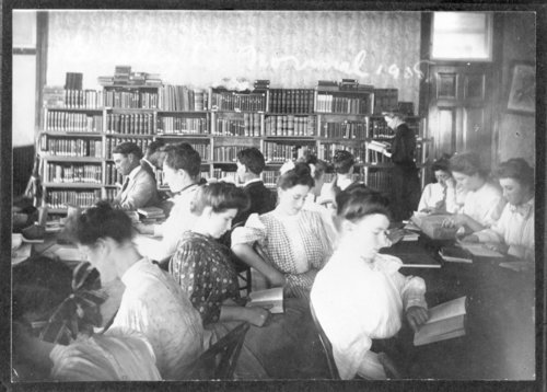 County Normal School, Tribune, Greeley County, Kansas - Page