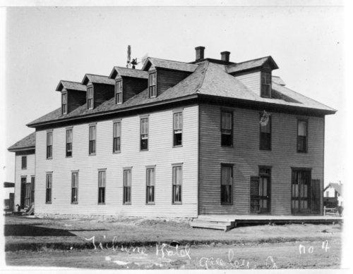 Tribune Hotel, Greeley County, Kansas - Page