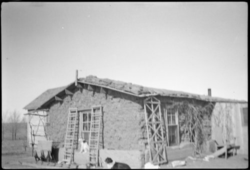 Phillips-Tufts sod house near Ruleton, Sherman County, Kansas - Page