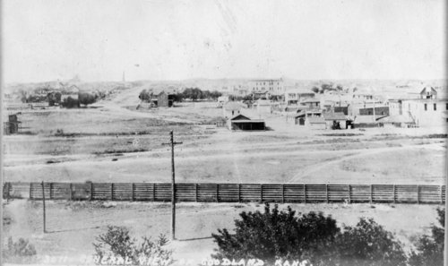 Panoramic view of Goodland, Sherman County, Kansas - Page